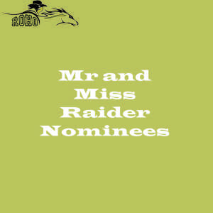 Mr. And Miss Raider Nominee Video