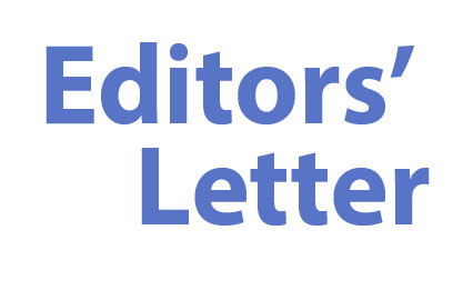 Letter From The Editors: Sorry For The Delay