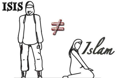 Isis Does Not Equal Islam