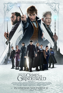 Fantastic Beasts: The Crimes of the Many Plotholes