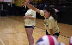 Q/A with Head Volleyball Coach Alysha Humpert