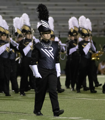 Q/A with Drum Major Reili Schell