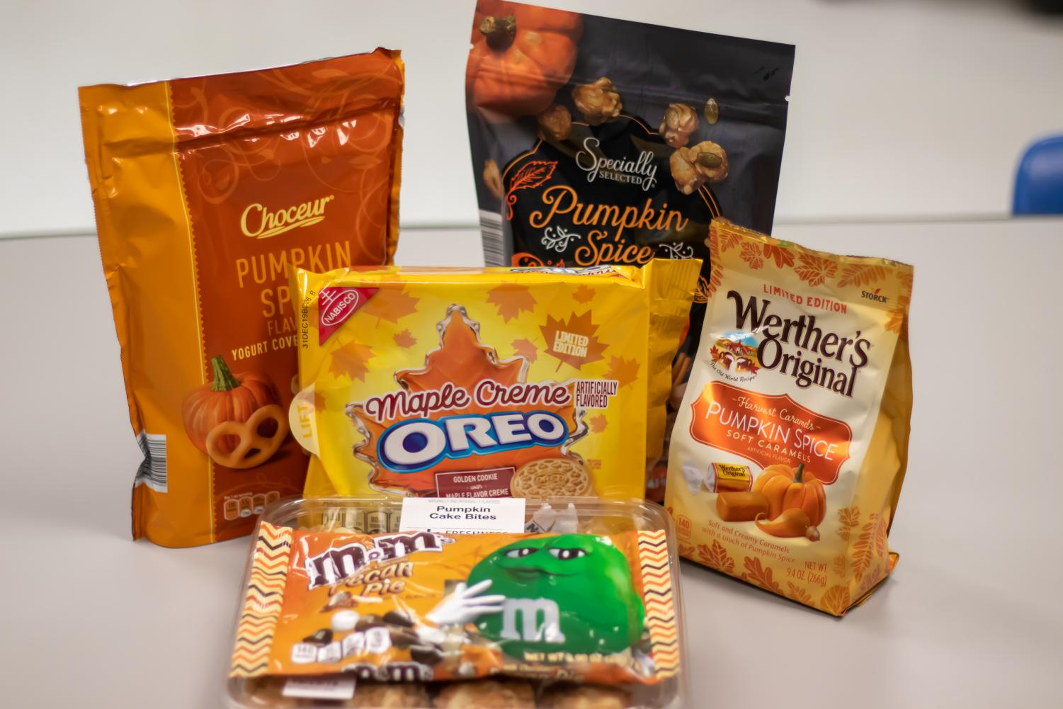 Our Editor-in-Chief, Mandy Huynh, sponsored these purchases. Much to her dismay.
