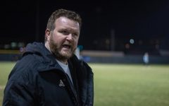 Dustin Holly is entering his third year coaching soccer at Rider.