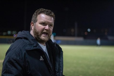 Q/A with boys soccer head coach Dustin Holly