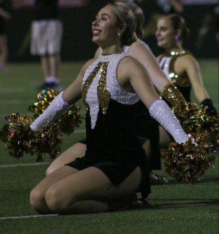 Allison Clancy is a senior who will be honored Friday night.
