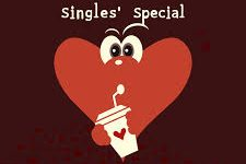 Single Pringles on Valentine's Day