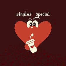 Single Pringles on Valentine's Day