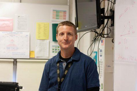 Jeffrey Mixson returns to Rider 24 years after graduating.