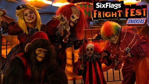 Fright Fest at Six Flags Over Texas will be open from Sept. 11 to Oct. 31.