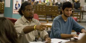 'Braving' Spanish IV; Vice Principal continues teaching class