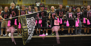 Lady Raiders raise thousands for breast cancer