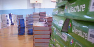 Lost books add up to high cost
