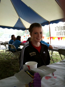 Falls Fest Proves Fun For Volunteers