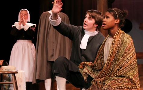 """The Crucible"" Sells Out, Sets Bar High"