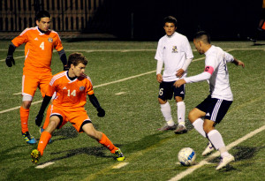 Varsity Soccer Deals With Stress On field