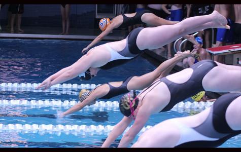 Swim Season Finishes Strong