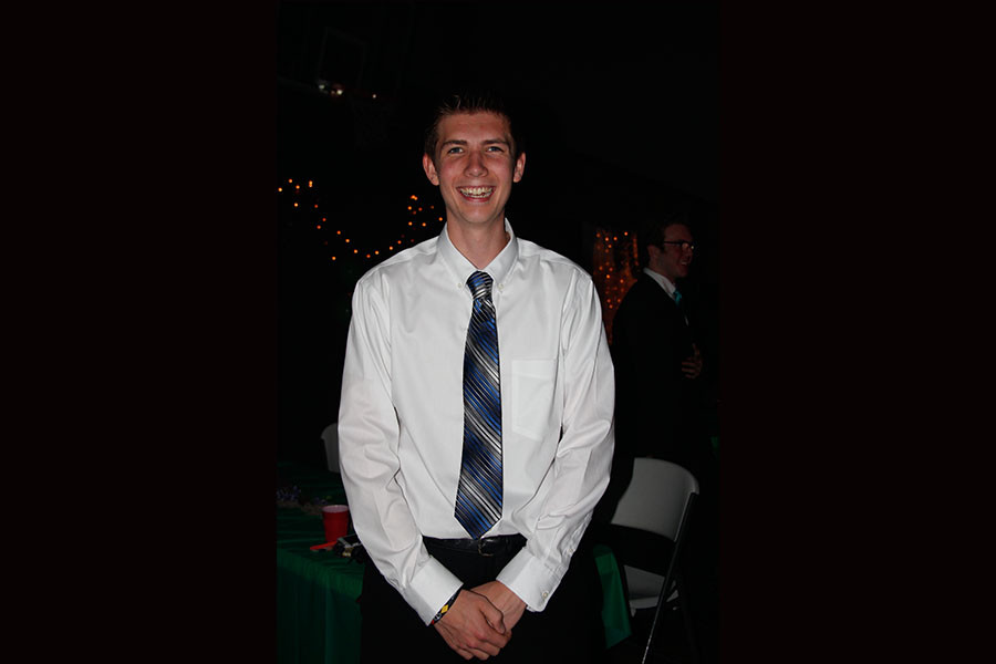 Senior Christian Casto