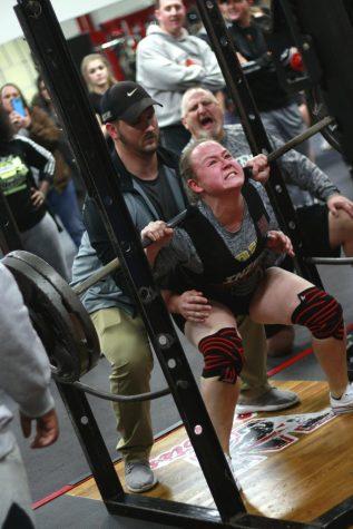 Girls Powerlifting
