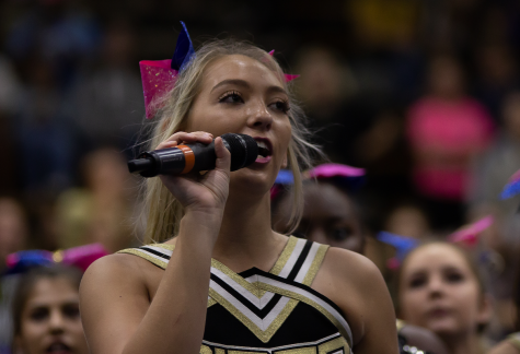 Q/A with Cheer Captain Helicity Johnson