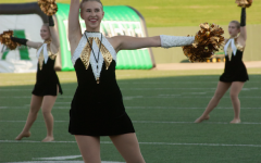 Raiderettes captain Sarah Johnston discusses her time at Rider and what her college plans are.