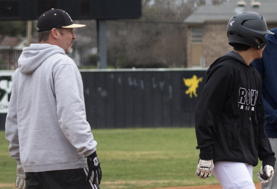 Rider baseball coach Jeremy Crouch has high expectations for the 2020 season that starts this week.