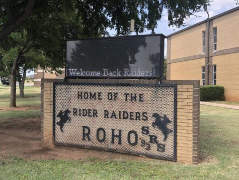 Rider High School will have a few changes as the 2020-21 school year begins.