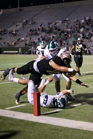 Rider quarterback Jacob Rodriguez is excited about his senior season as the team's quarterback.