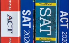 Battle of the standardized tests: SAT versus ACT